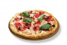 Капричозе пицца