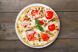 Пицца Карбонаре