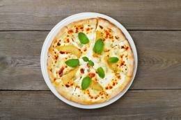 Пицца Кватро формаджи